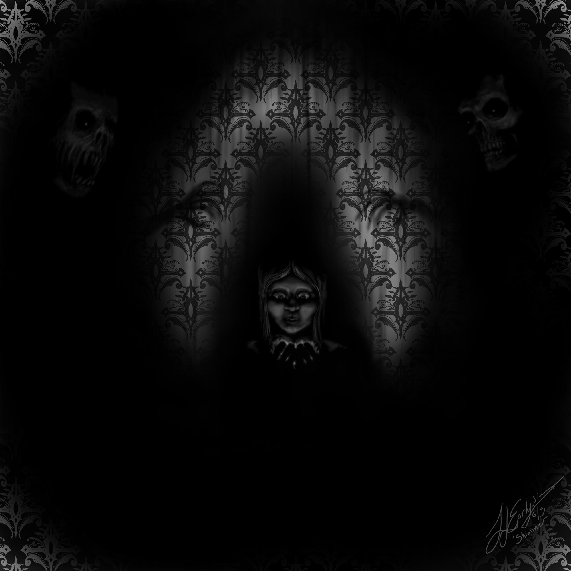 In the Dark - 'Shimmer'