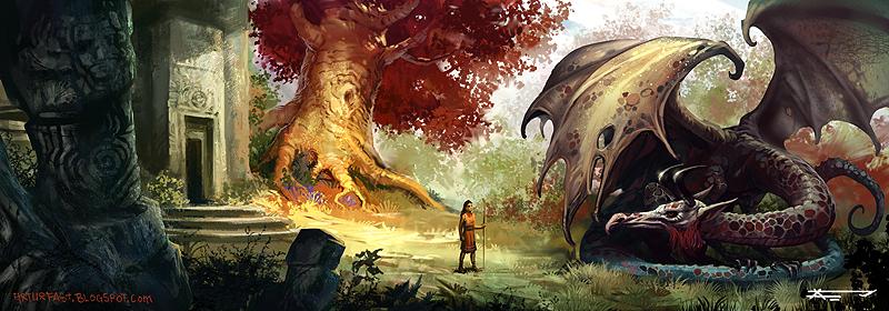 Dragon Environment