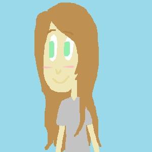 Pixel Self-Portrait