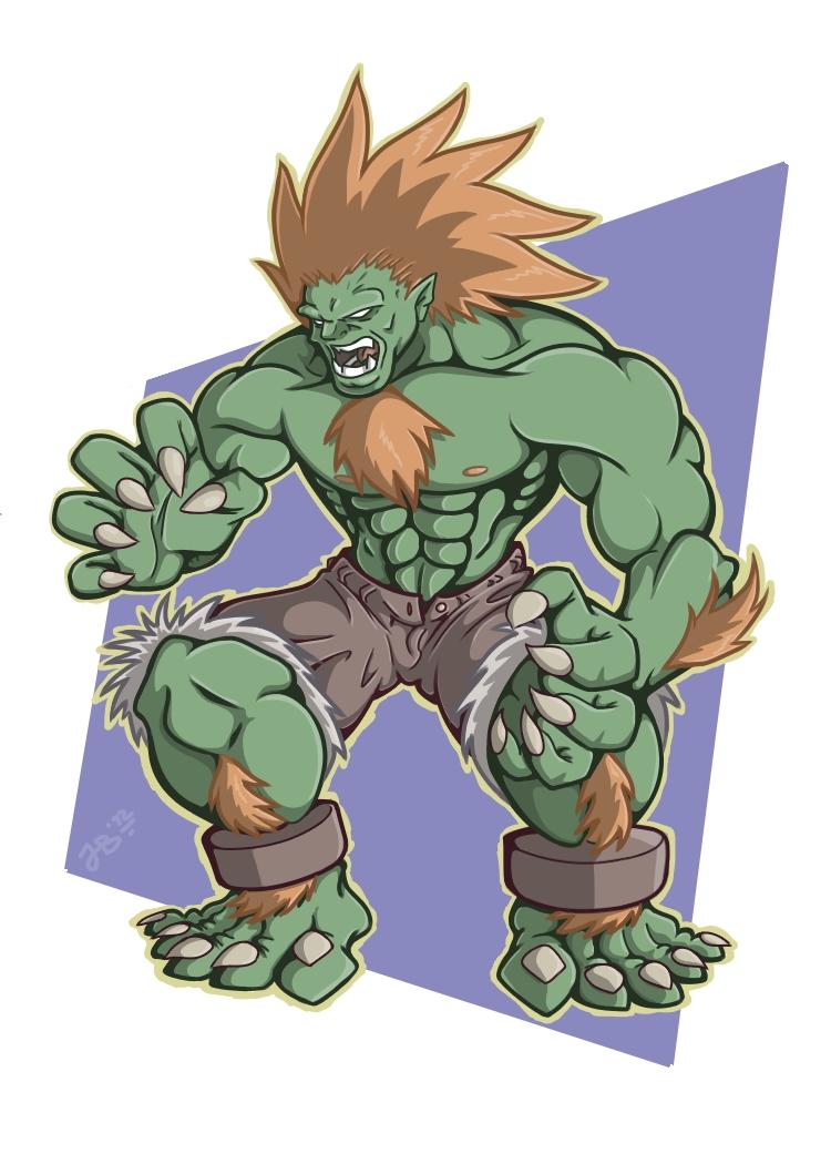 Mean n' Green