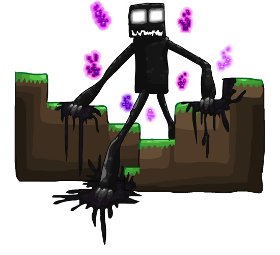 Don't Stare at the Enderman