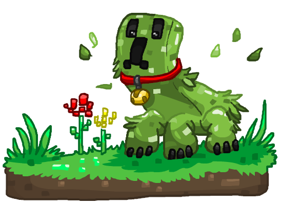 Creeper Pet