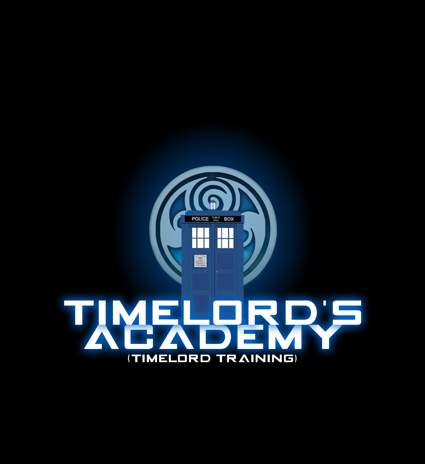 TimeLord's Academy Logo