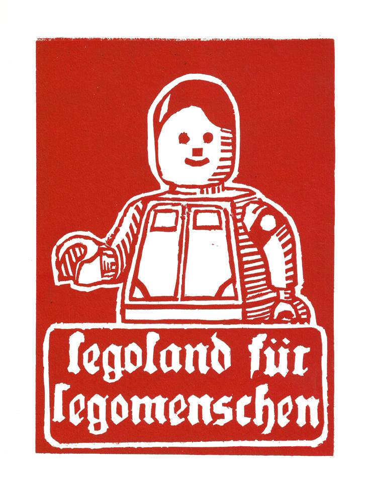 Legoland über alles