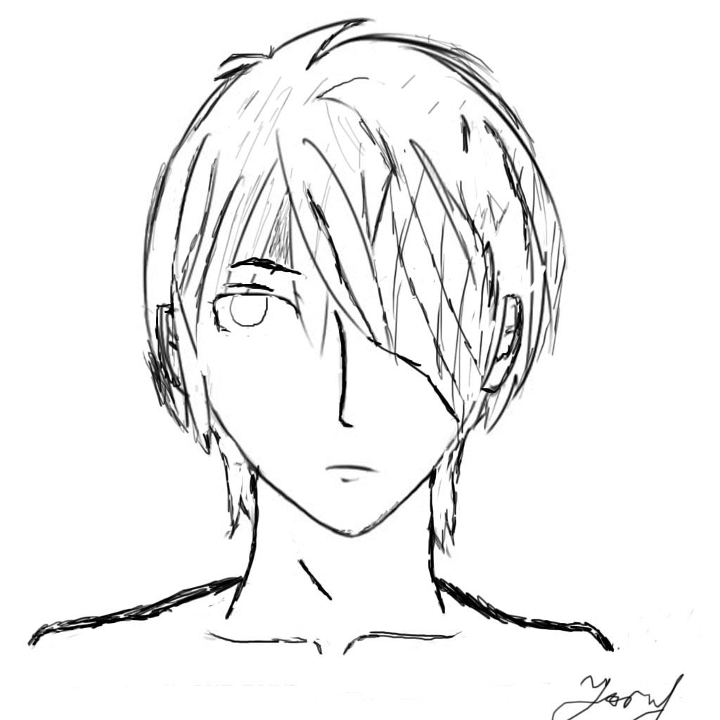 Anime boy -version 1