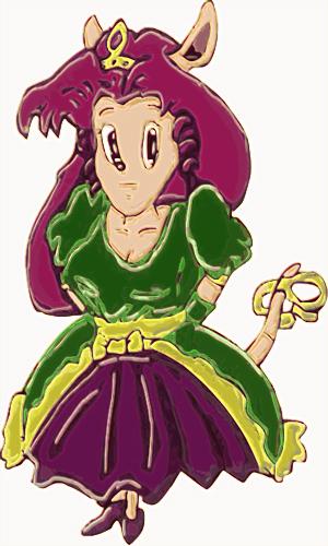 Princess sherry