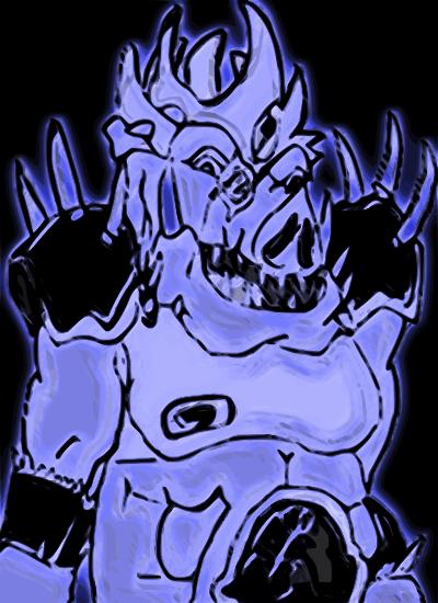 Hologram devilgus