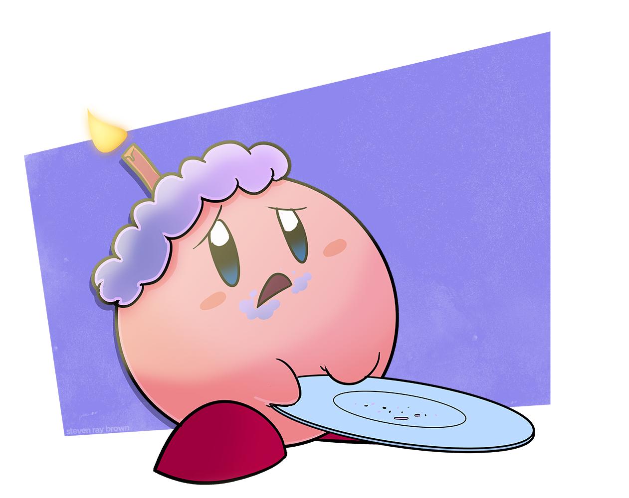 Made you a cake...