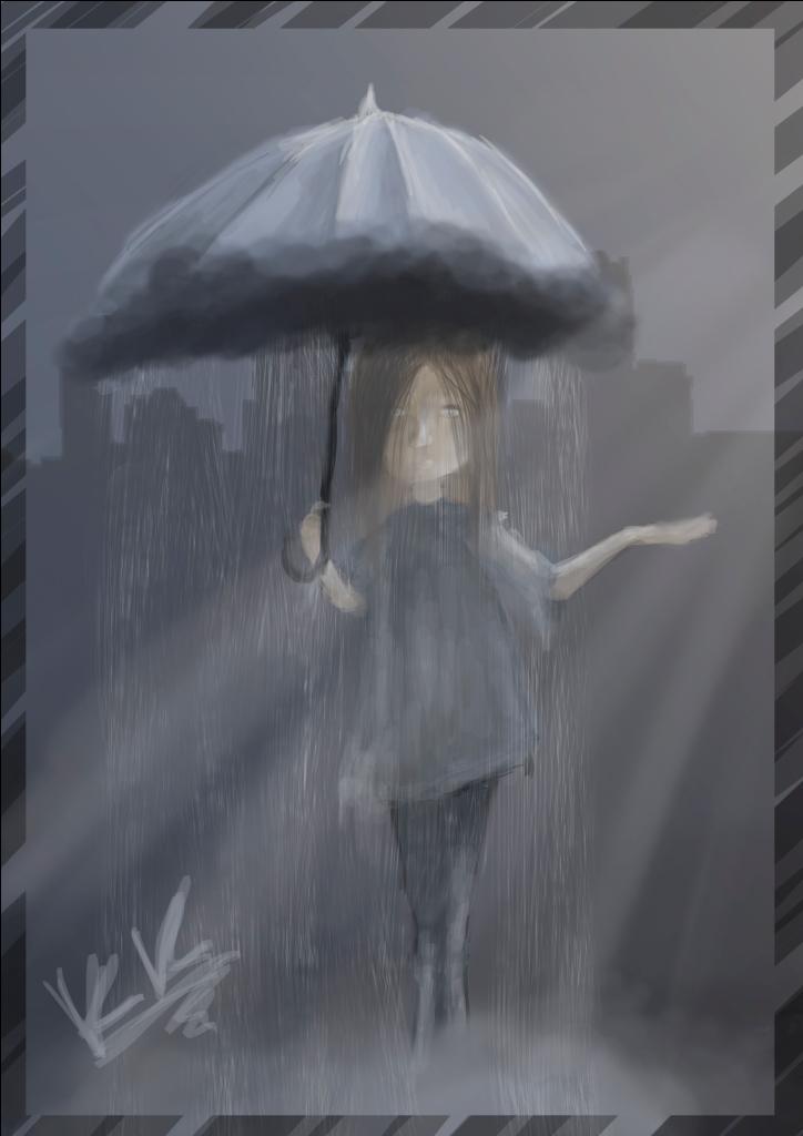 A rainy day?