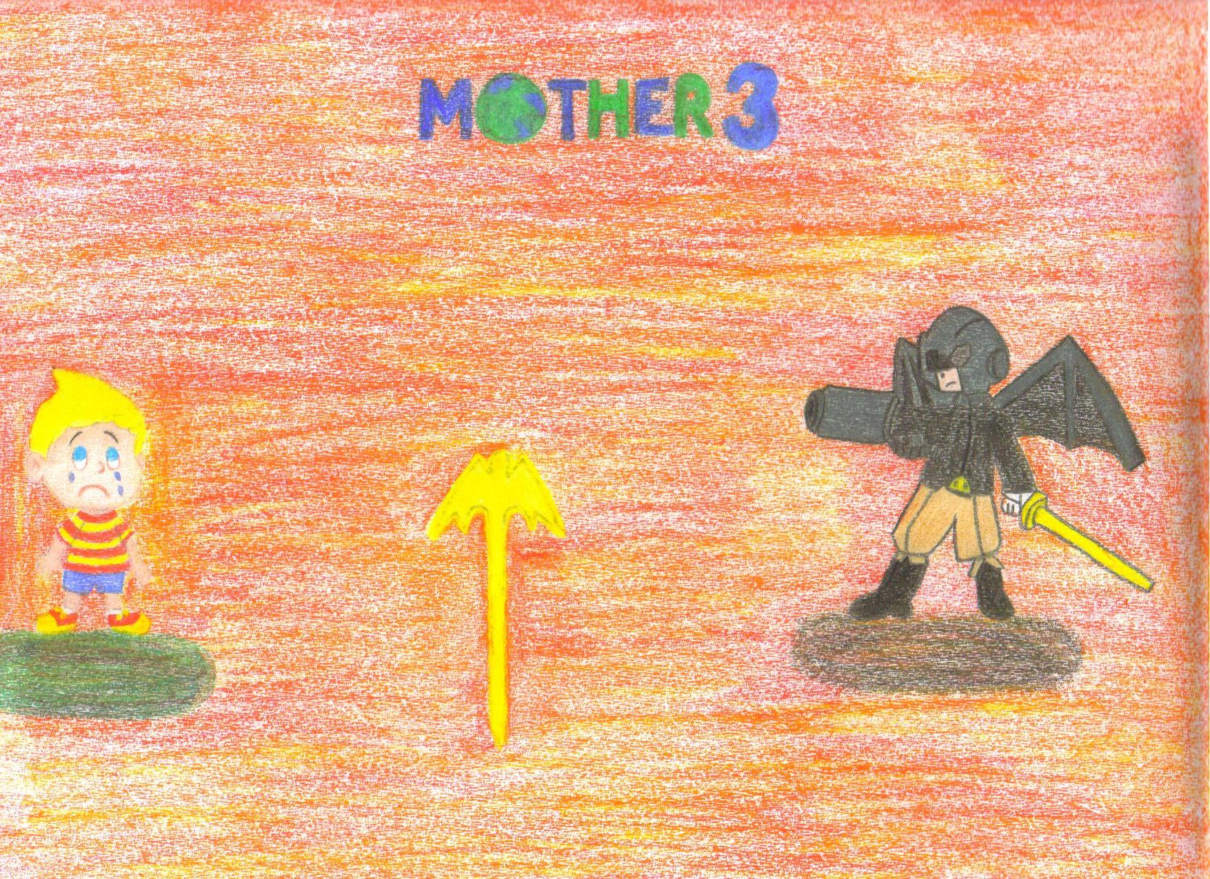 Mother 3- Final Battle