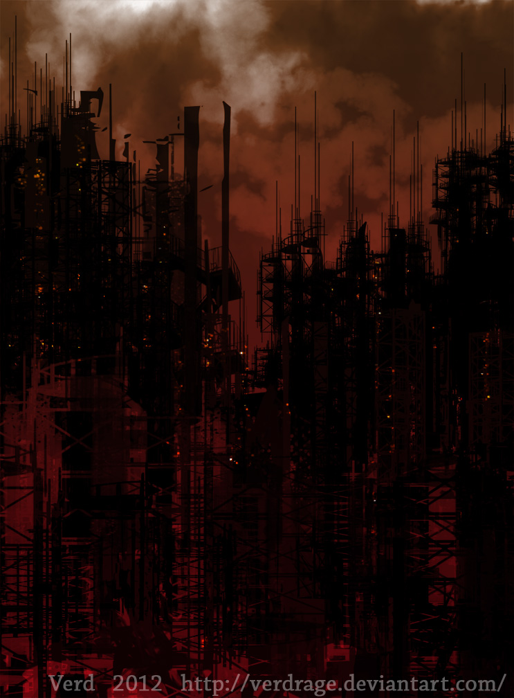 Inferno city