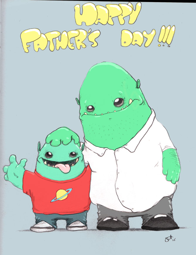 Fathers Day 2012