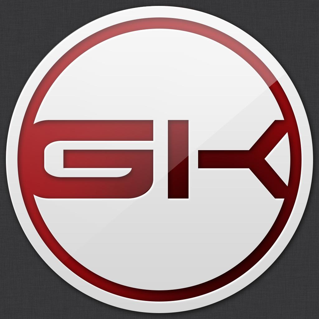 GlitchKing Logo