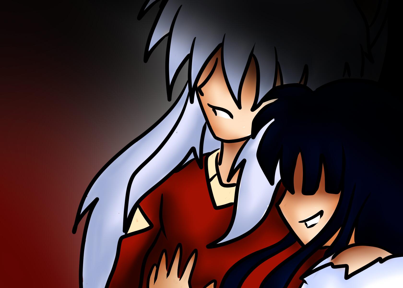 Inuyasha And Kikyo - Stolen