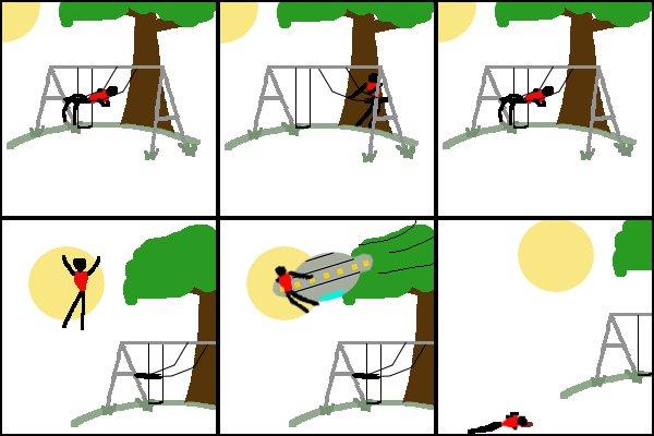 Swinger UFO