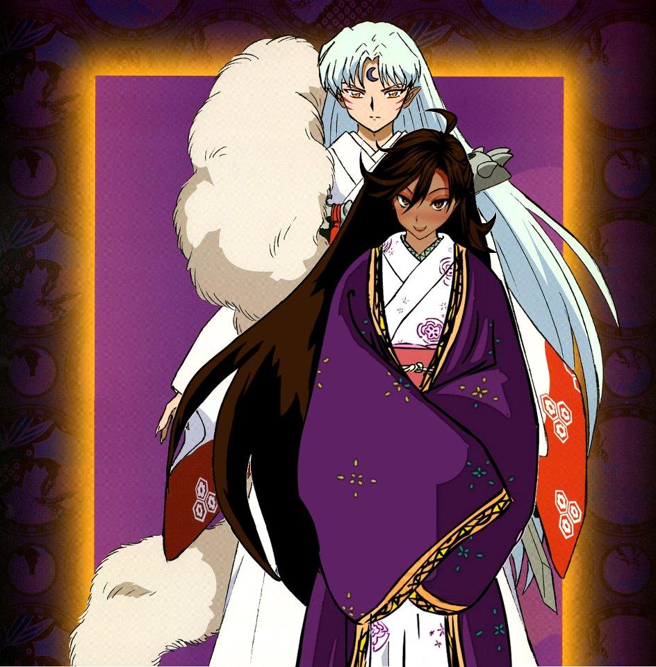 Sesshomaru and Katolina