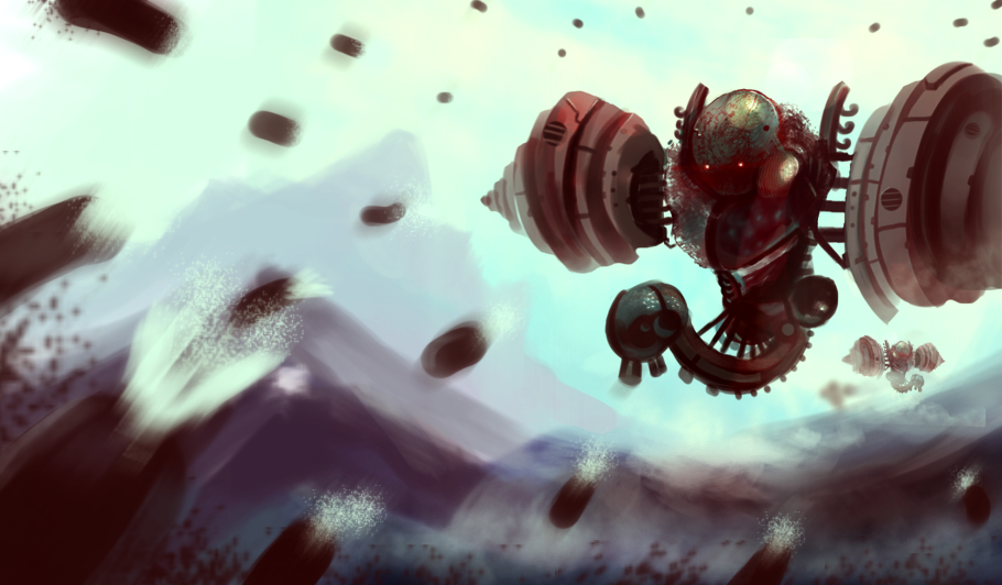 Steam Airborne Meta