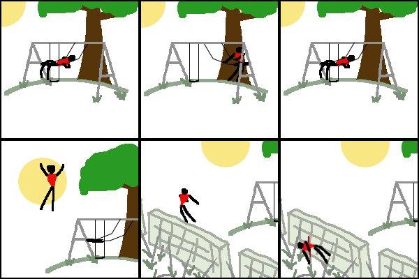 Swinger THE WALL