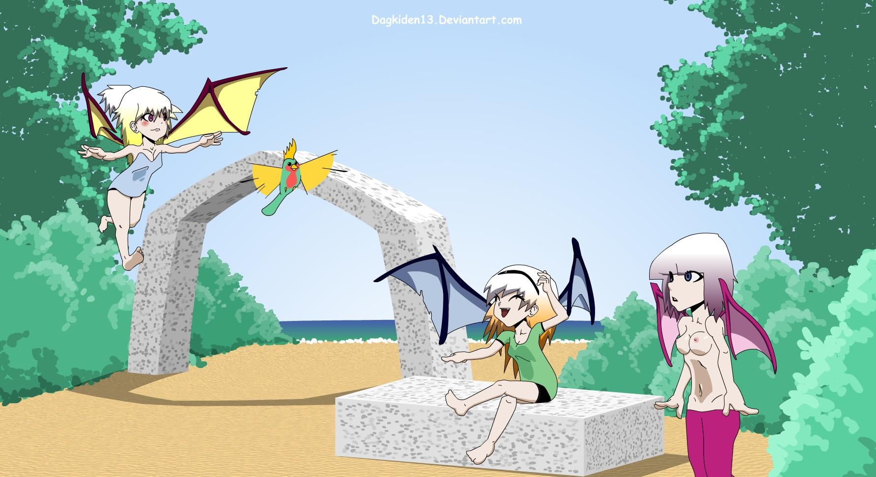 Dragon Girls