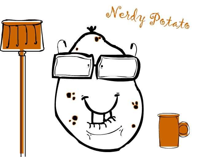 Nerdy Potato