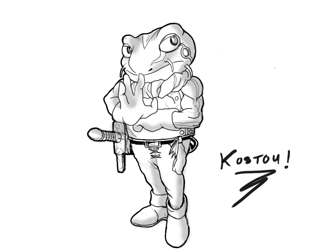 Best Frog Without Background