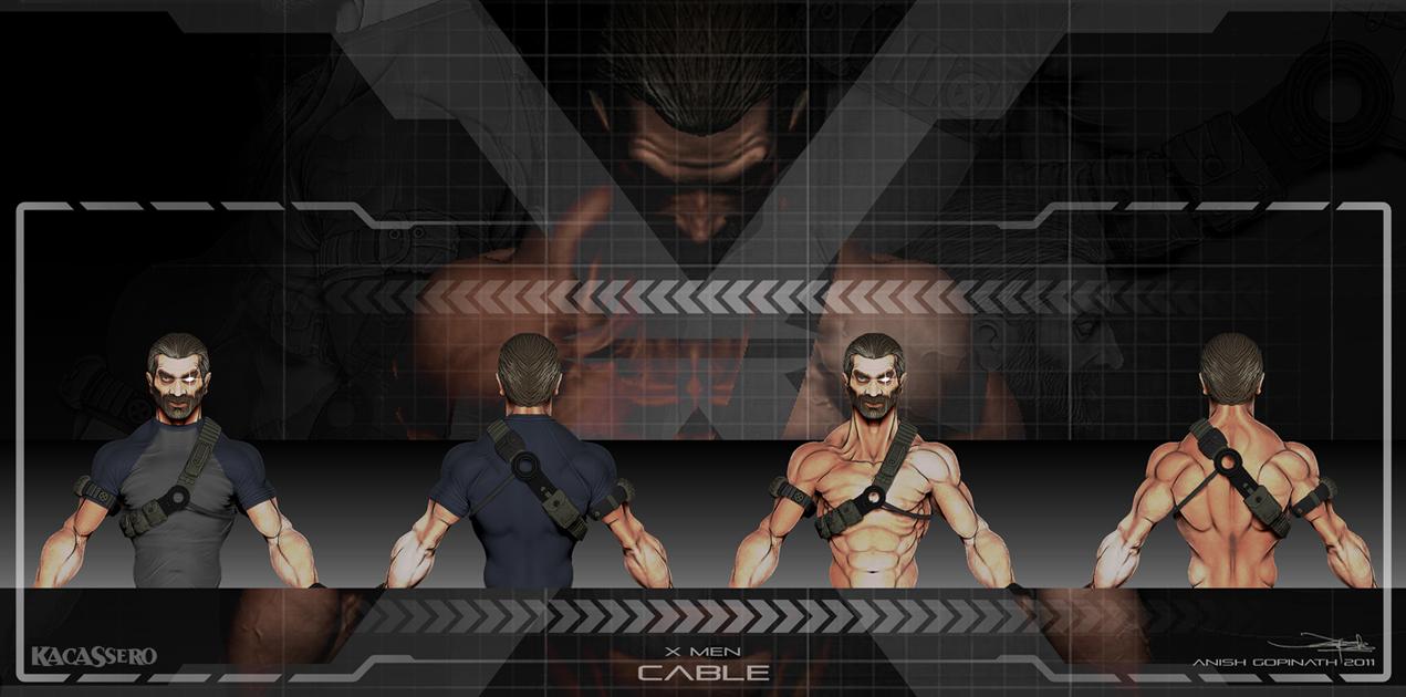 X Men - Cable