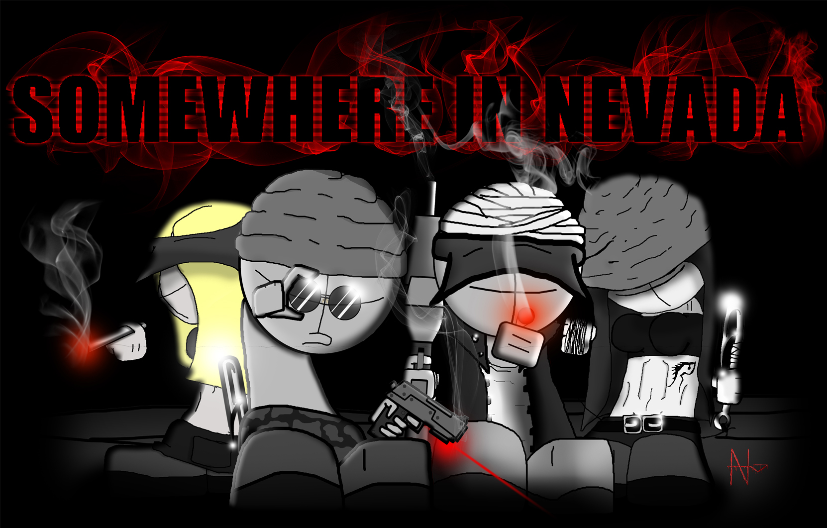 The Hunters of Nevada