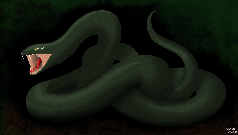 Four Eyed Serpent