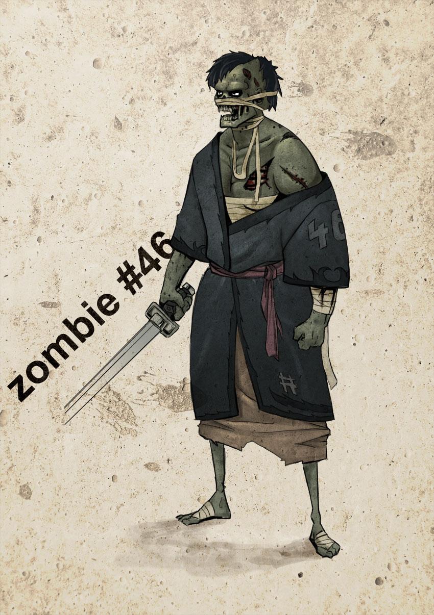 Zombie Design 2