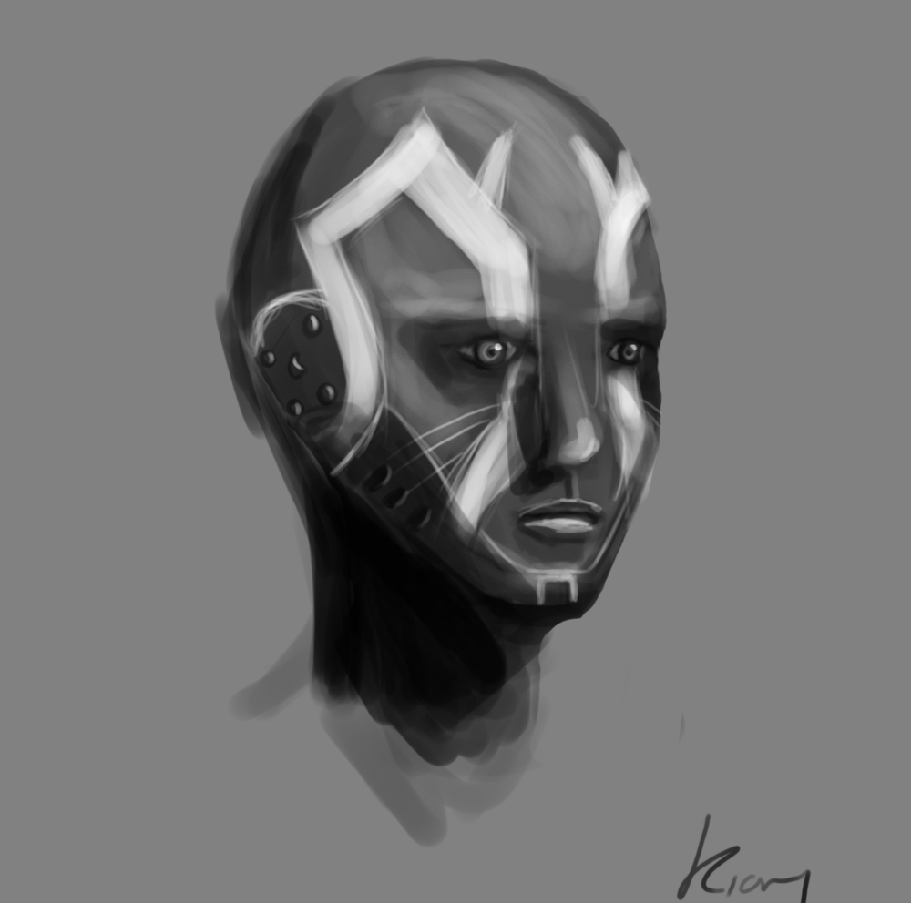 First speed paint