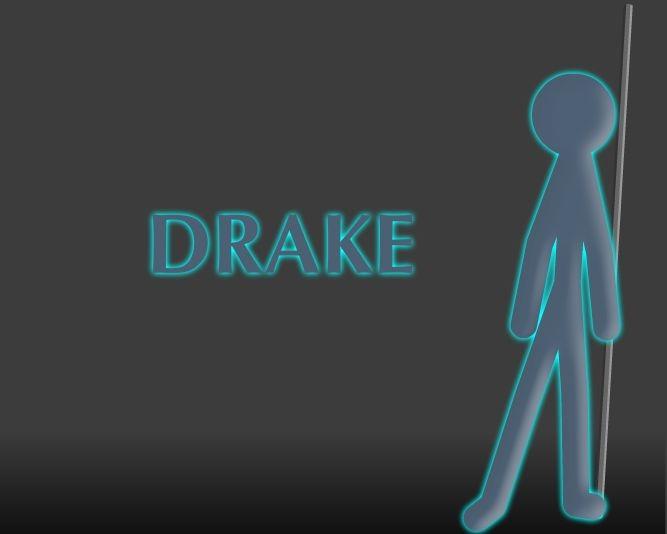 My RHG Character - Drake