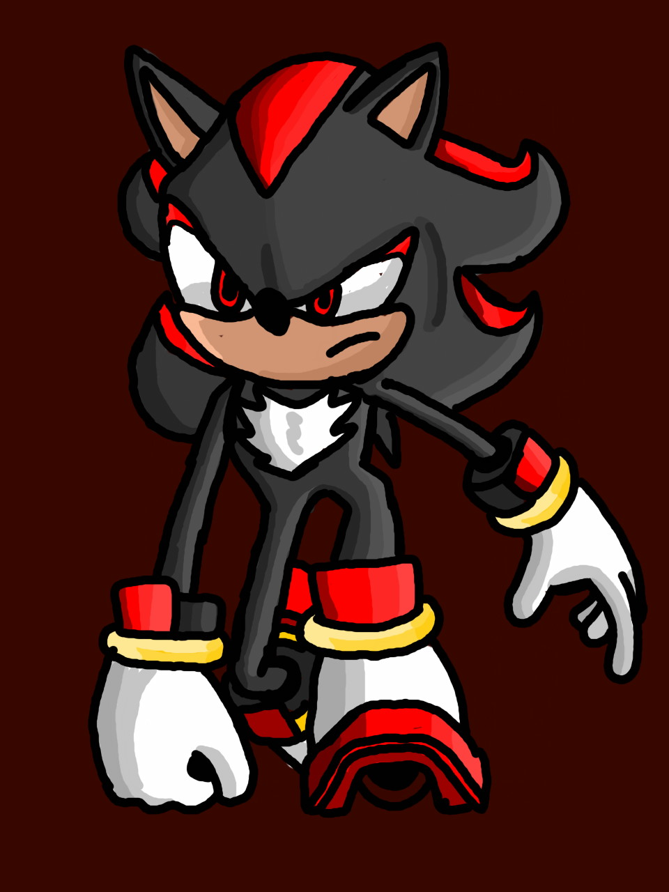 Shadow the Hedgehog 3