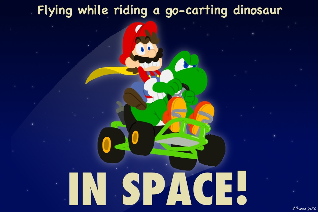 Why Mario is Awesome