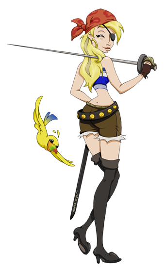 Pirate Jenna 2.0