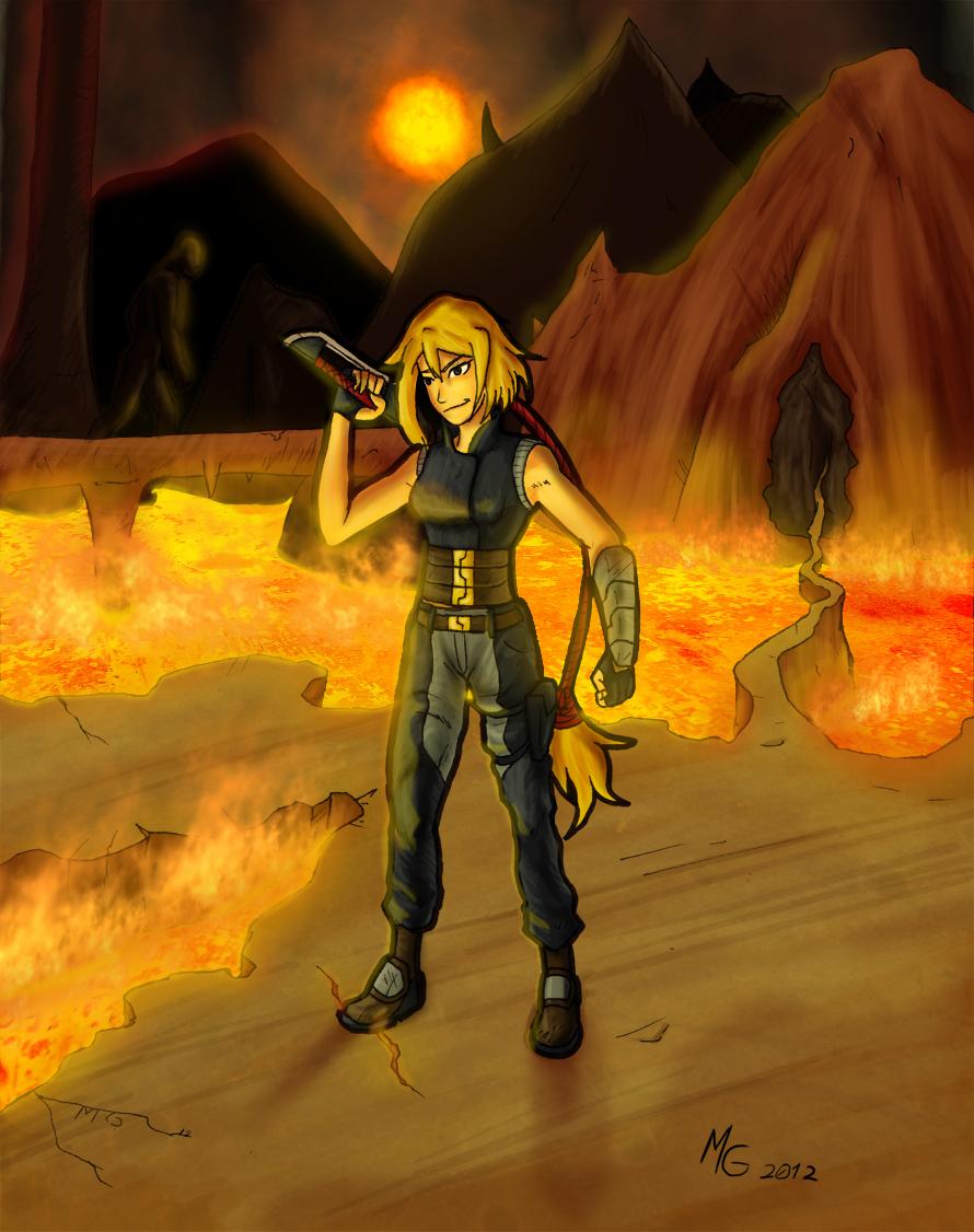 Neige in Hell