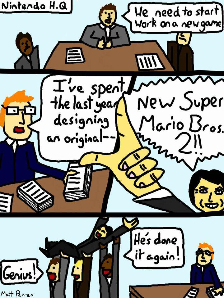 Miyamoto's done it again