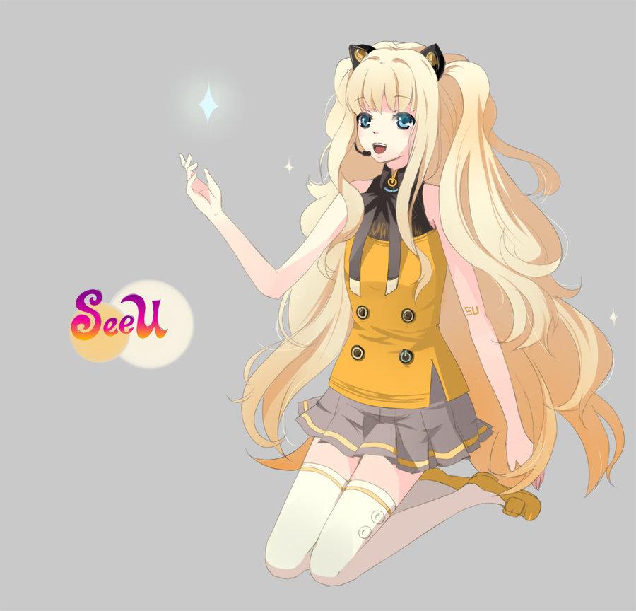 SeeU - Vocaloid
