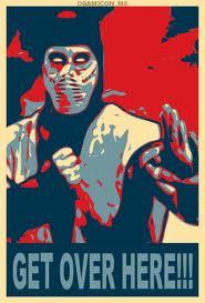 Scorpion Wants You!