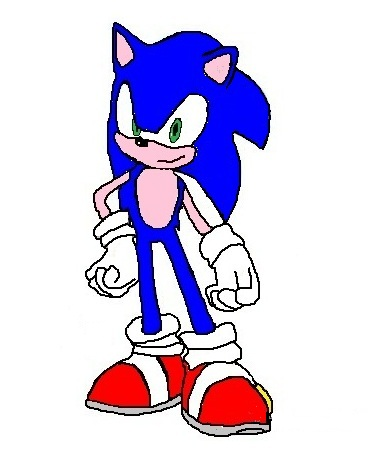 Sonic from Unleashed