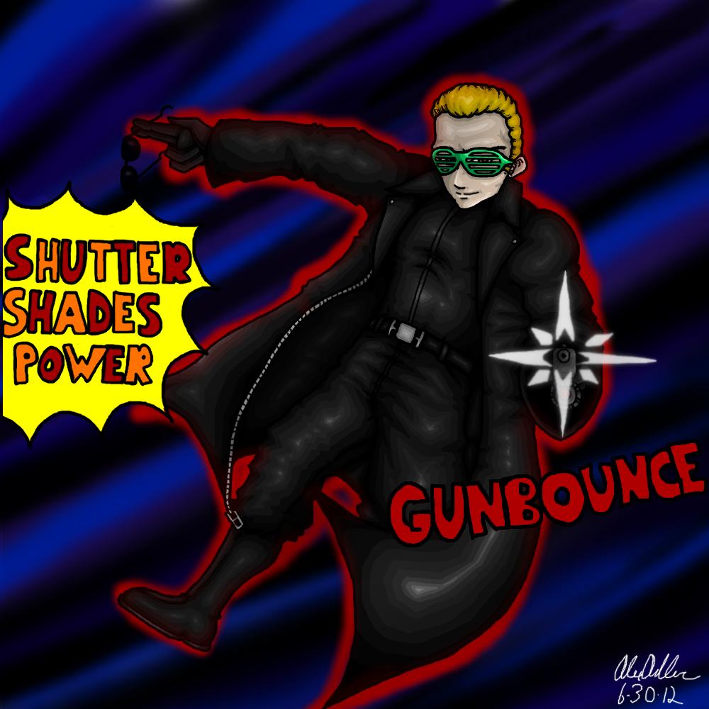 Shutter Shades Wesker