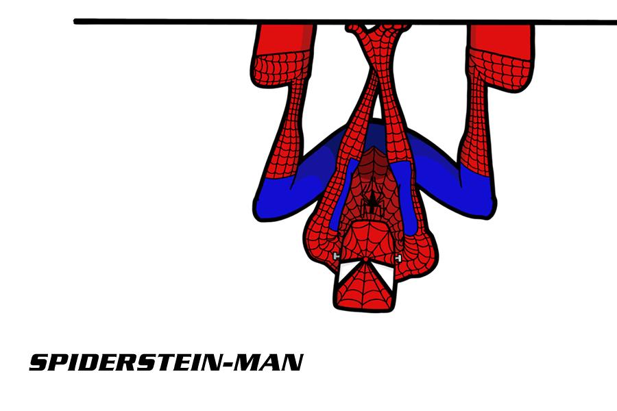Spiderstein-Man