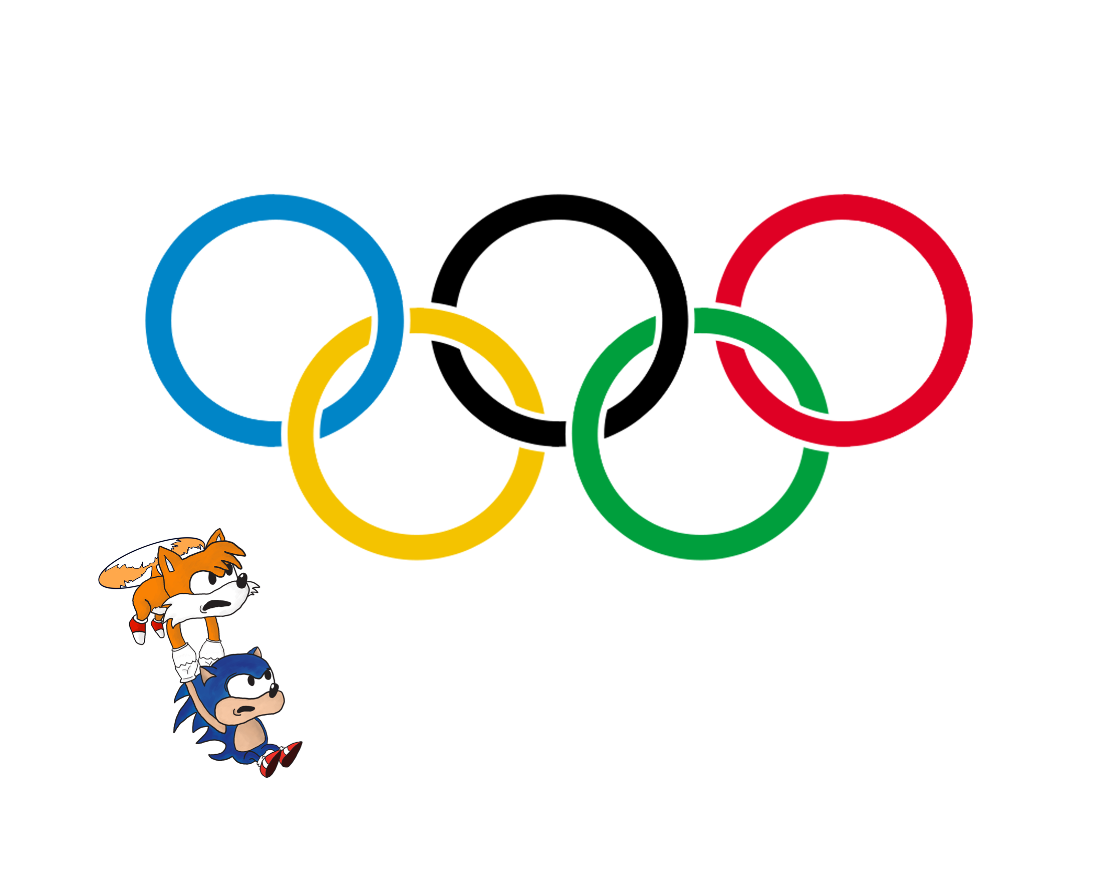 Sonic and the Olympic Games