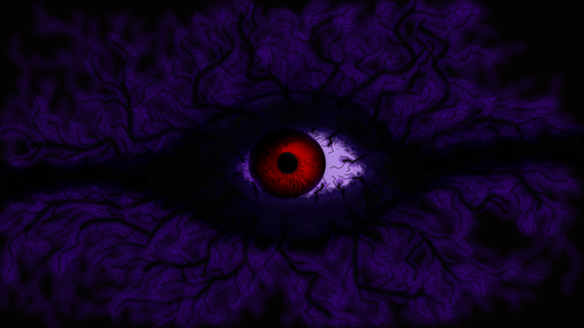 The All Seeing Blind Eye