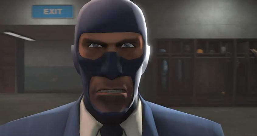 "Spy - ""The intimidating Stare"""