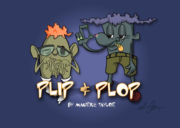 plip and plop