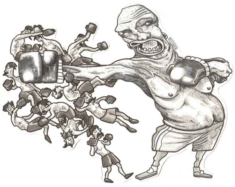 Cromagnon Boxer