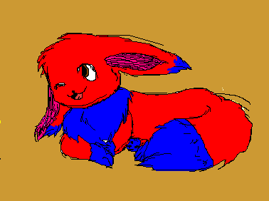 Lance THE RED AND BLUE EEVEE