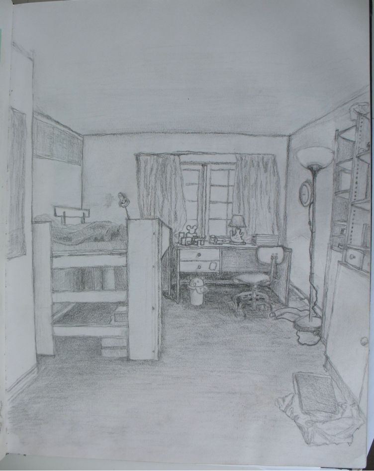My Room in 2001