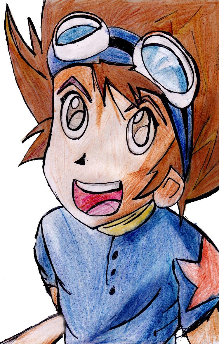 Digimon - Tai