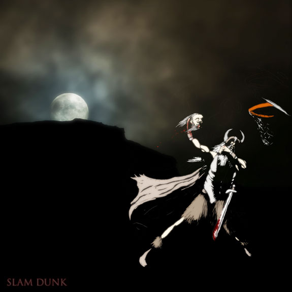 Valhallian Slam Dunk
